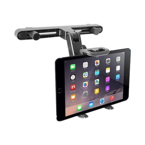 MacAlly Peripherals Adjustable Car Seat Head Rest Mount & Holder for iPads and Other Tablets (7