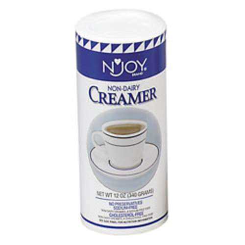 N'Joy Non-Dairy Creamer Canister, 12 Oz Canister
