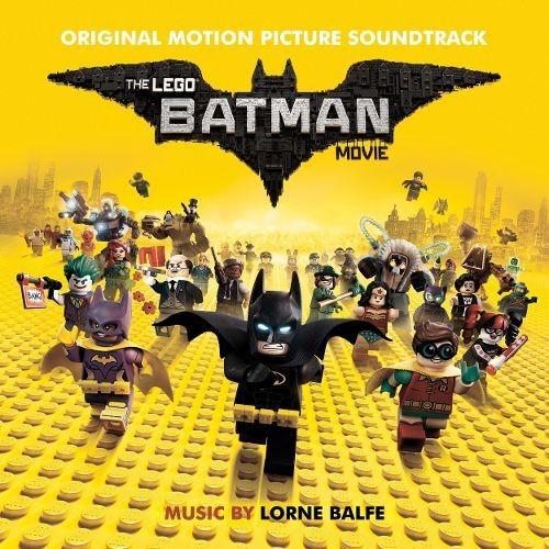 Lego Batman Movie [Original Motion Picture Soundtrack] [Colored Vinyl] [LP] - VINYL