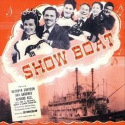 Showboat [CD]