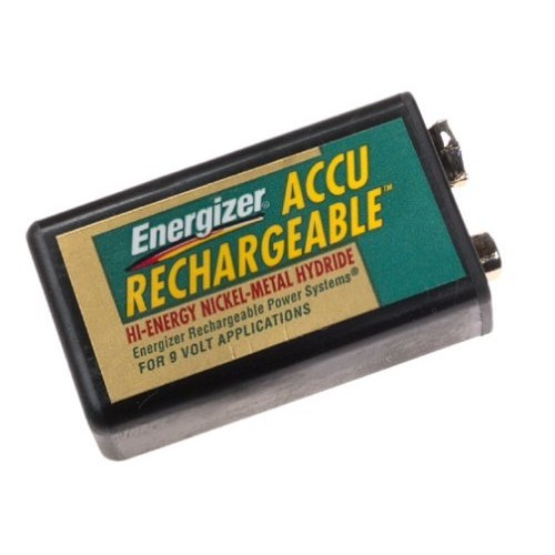Energizer NH22NBP ACCU Rechargeable 9V Battery