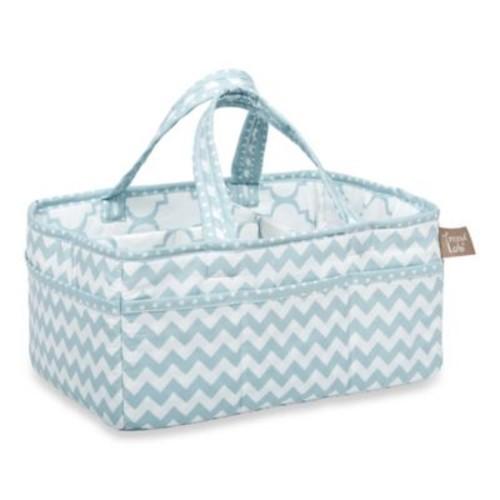 Trend Lab Blue Sky Diaper Caddy