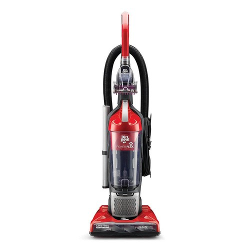Dirt Devil Power Flex Pet Bagless Upright Vacuum (UD70169)