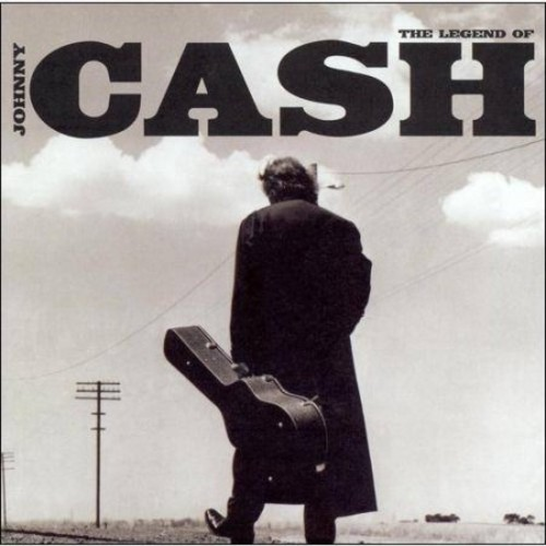 The Legend of Johnny Cash [CD]