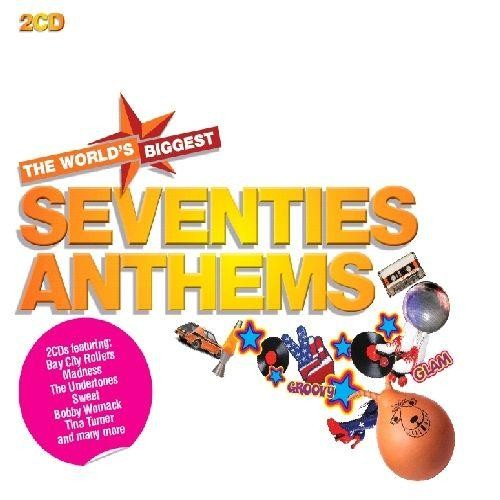 World's Biggest Seventies Anthems [CD]