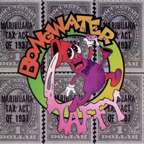 Bong Water Taffy [CD]