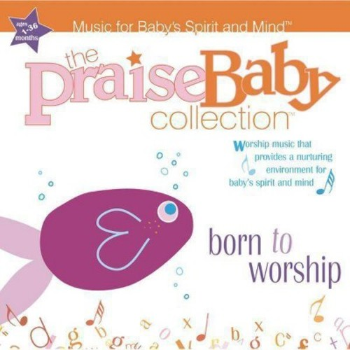 Various - Born to worship (CD)