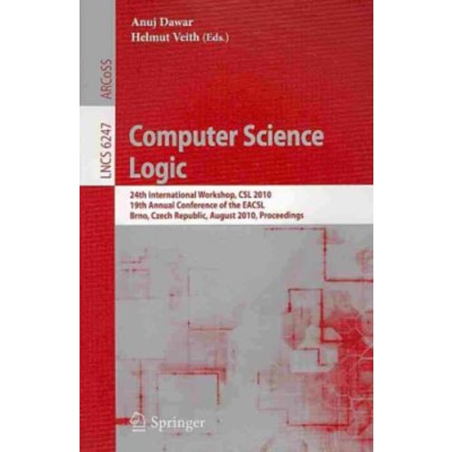 Computer Science Logic (Paperback)