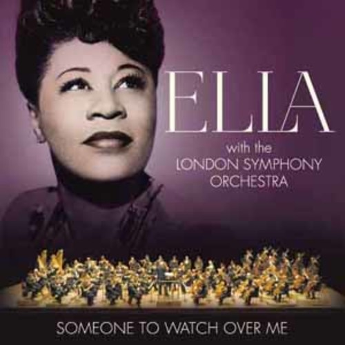Ella Fitzgerald - Someone To Watch Over Me (CD)
