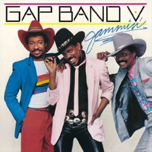 Gap Band V: Jammin' [CD]