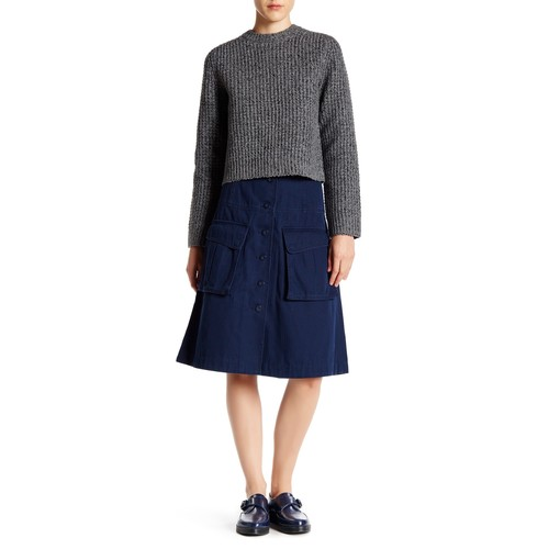 MARC BY MARC JACOBS Pocket A-Line Skirt