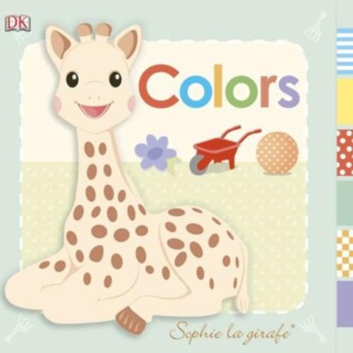 DK Publishing Baby: Sophie la girafe: Colors Board Book