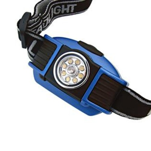 Dorcy 41-2093 42 Lumen LED Headlight Flashlight
