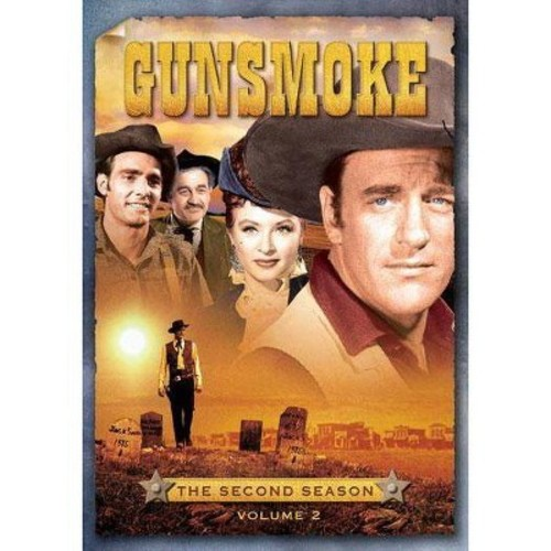 Gunsmoke: The Second Season, Vol. 2 [3 Discs]