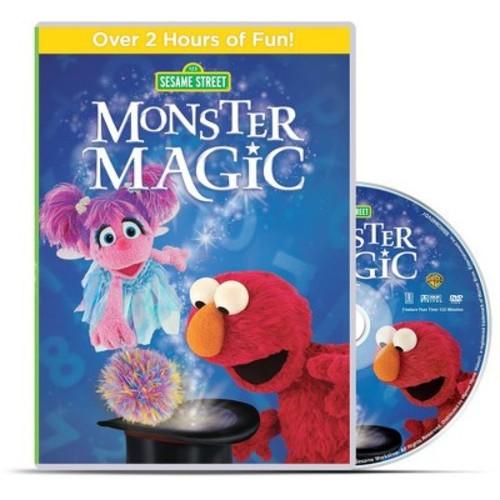 Sesame Street: Monster Magic DVD