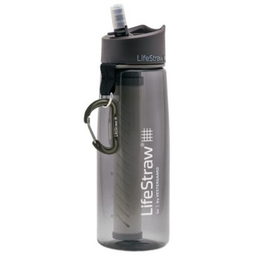 LifeStraw Go Two-Stage Water-Filtration Bottle