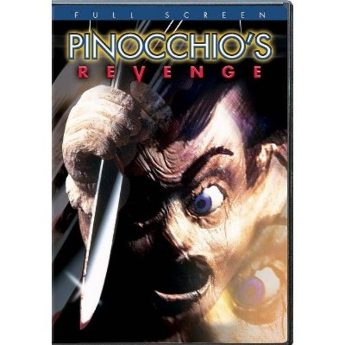 Pinocchio's Revenge (DVD)