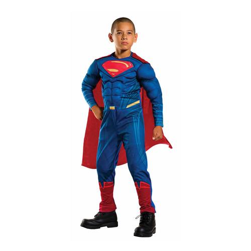DC Comics Superman Muscle Justice League Version Boys' Halloween Costume