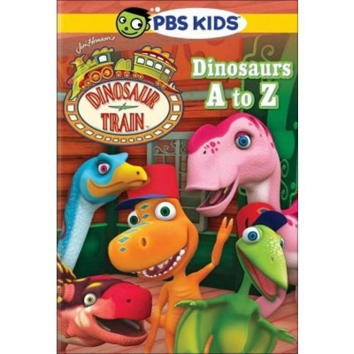 Dinosaur Train: Dinosaurs A to Z (dvd_video)