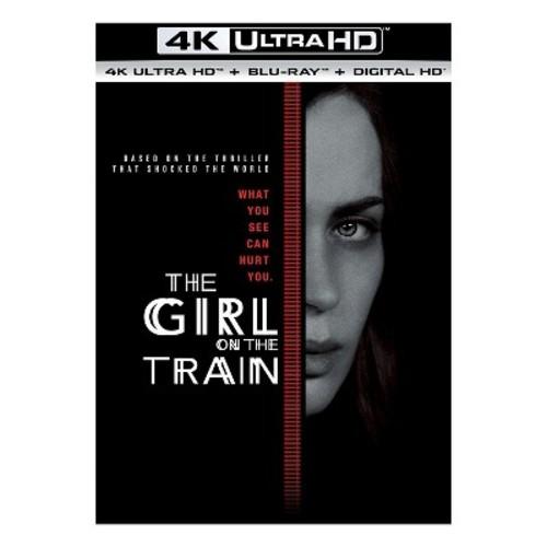 The Girl on the Train (4K/UHD + Blu-ray + Digital)