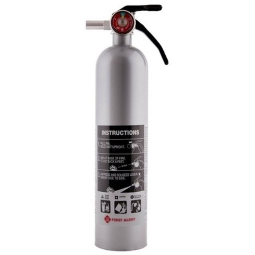 First Alert Designer Kitchen and Home Fire Extinguisher