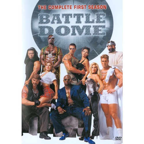 Battle Dome: The Complete First Season [5 Discs] [DVD]