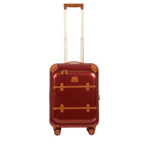 Bellagio V2.0 21 Red Carry-On Spinner Trunk