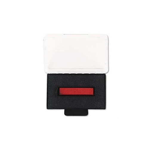 T5440 Dater Replacement Ink Pad, 1-1/8 x 2, Red/Blue