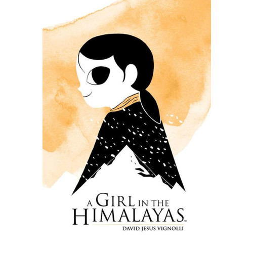 A Girl in the Himalayas