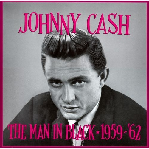 The Man in Black: 1959-1962 [CD]