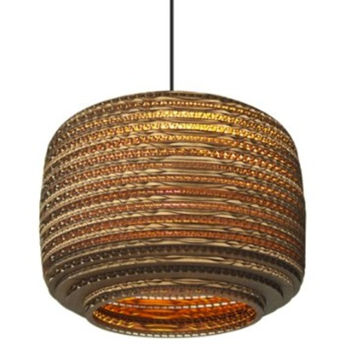 Ausi Scraplight Pendant [Light Option : E26 Medium Base]