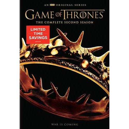 Game of Thrones: Season 2 [5 Discs] [DVD]