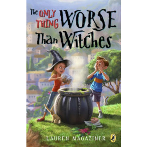 The Only Thing Worse Than Witches