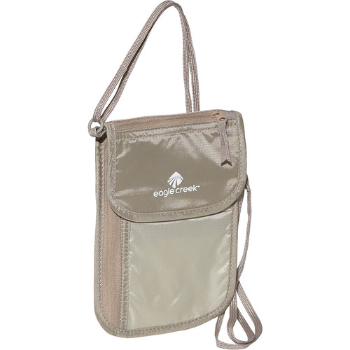Eagle Creek Travel Gear Undercover Neck Wallet Dlx [Khaki]