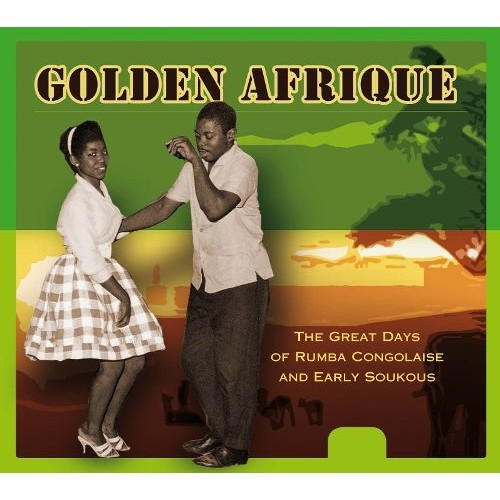 Golden Afrique: The Great Days of... [Digipak] - Various - CD