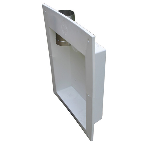 Builders Best 011563 Dryer Outlet Box With Adapter