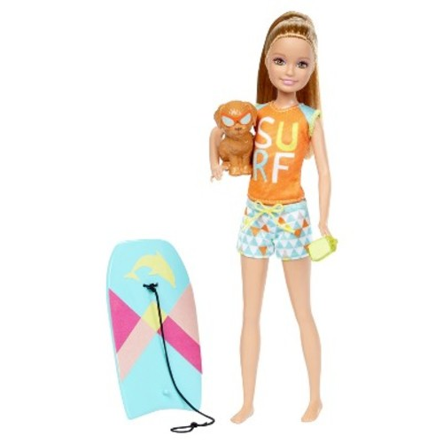 Barbie Dolphin Magic Stacie with Puppy Fashion Doll