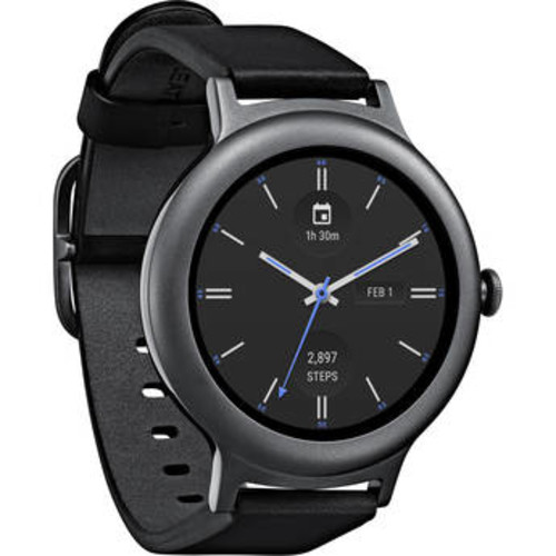 Watch Style Smartwatch (Titanium)