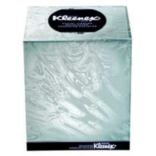 KIMBERLY-CLARK PROFESSIONAL KLEENEX White Facial Tissue