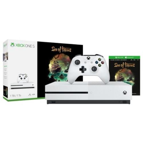 Xbox One S 1TB Sea of Thieves Bundle