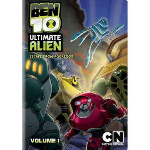 Ben 10 ultimate alien:Volume 1 (DVD)