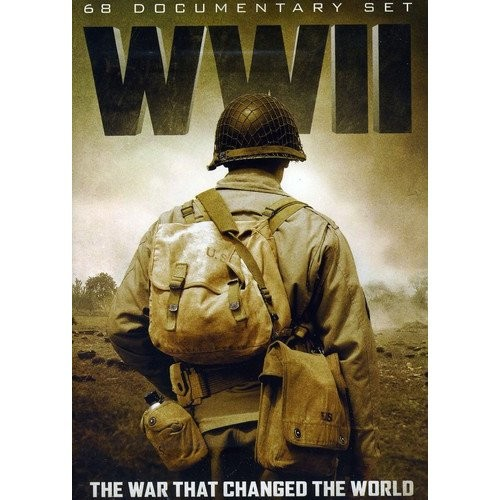 WWII: The War That Changed the World [11 Discs] [DVD]