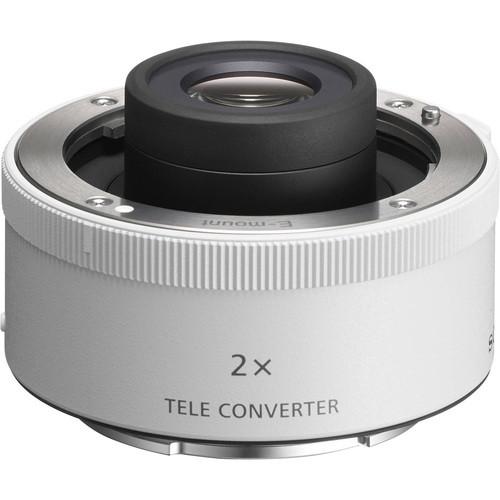 Sony 2x Teleconverter f/Sony FE 70-200mm f/2.8 GM OSS Lens SEL20TC