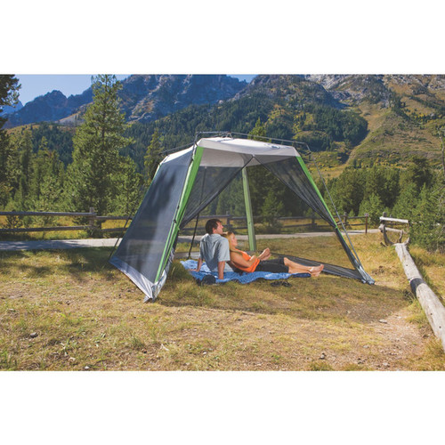 Coleman 10x10-foot Instant Screen Shelter