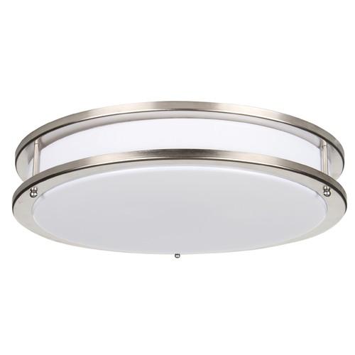LED Round Flush Mount