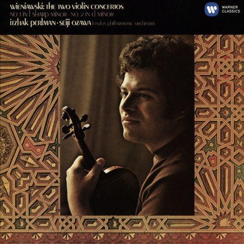 Wieniawski: The Two Violin Concertos [CD]