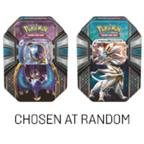 Pokemon Trading Card Game: Legends of Alola Tin