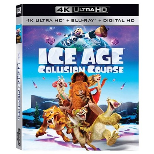 Ice Age 5 - Collision Course (4K Deluxe + Digital HD)