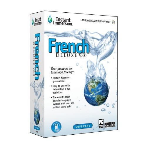 Instant Immersion French Deluxe v3.0