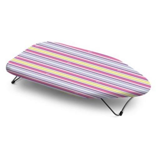 Bonita Trendy Stripe Mini Table Top Ironing Board